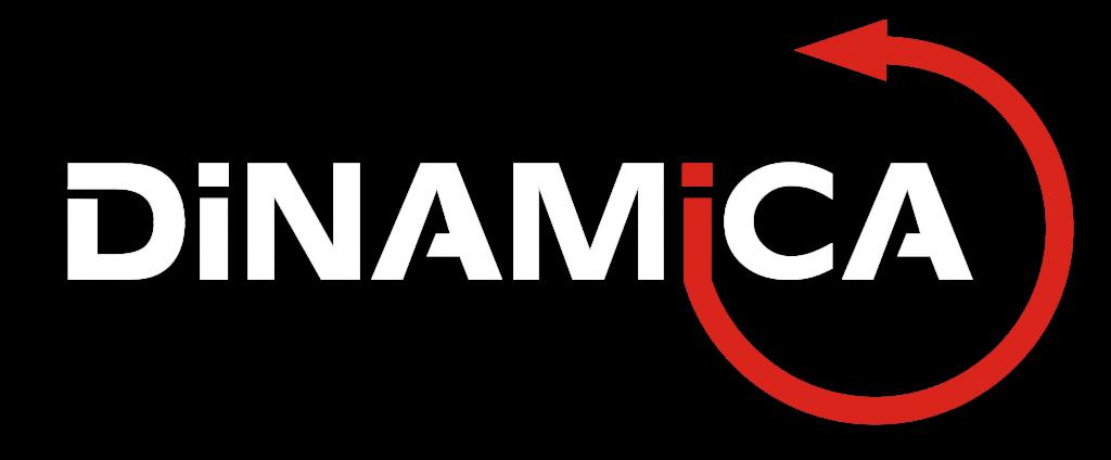 logo dinamica blanc 20200508